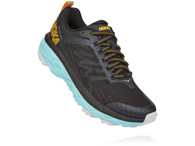 Hoka One One Challenger ATR 5 Zapatillas Mujer, anthracite/antigua sand